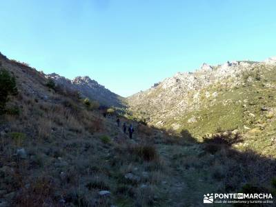 El Yelmo de la Pedriza;rutas senderismo gredos senderismo españa rutas senderismo jaen
